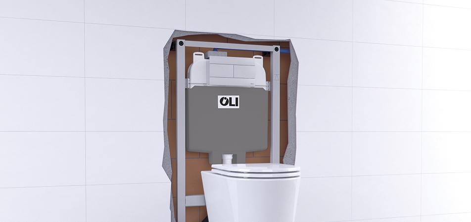 Concealed Cisterns